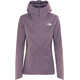 The North Face Tanken Zip In Giacca Donna viola